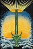 Thoth Tarot Ace of Swords
