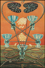 Thoth Tarot Five of Cups (Disappointment)