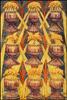 Thoth Tarot Nine of Cups (Happiness)