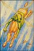 Thoth Tarot Knight of Swords