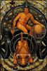 Thoth Tarot Prince of Disks