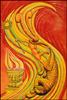 Thoth Tarot Princess of Wands