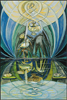 Thoth Tarot Queen of Cups
