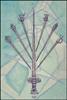 Thoth Tarot Seven of Swords (Futility)