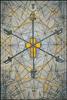 Thoth Tarot Six of Swords (Science)