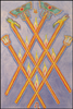 Thoth Tarot Six of Wands (Victory)