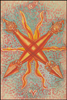 Thoth Tarot Two of Wands (Dominion)