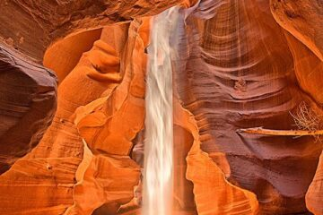 Antelope Slot, Stone Canyon, Arizona