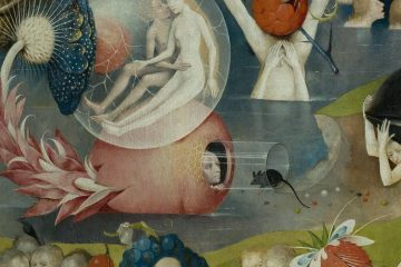 Groovy Bosch Pic I'm using for archmed Joyful Income