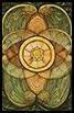 Thoth Tarot Ace of Disks